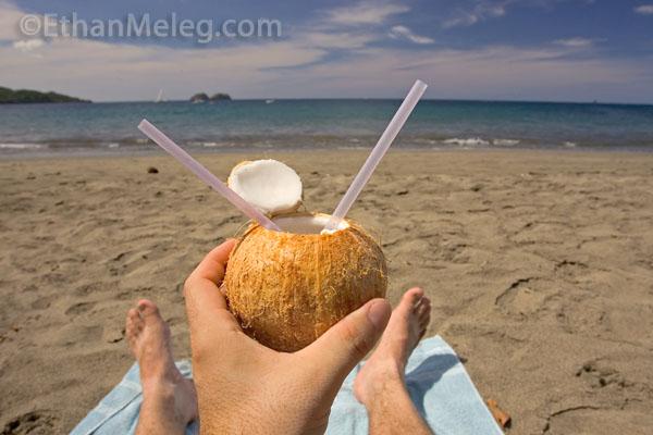 Coconut Beach, Ethan Meleg